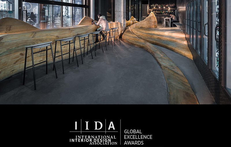 Daipu Architects won the 2017 IIDA Global Excellence Awards