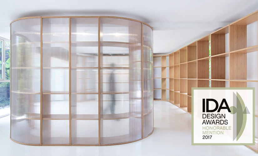 Daipu Architects Wins American International Design Award